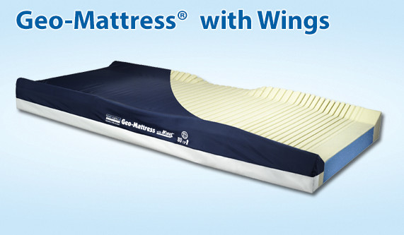 Geo Mattress with Wings Span America